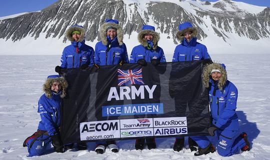 Ice Maidens Interview