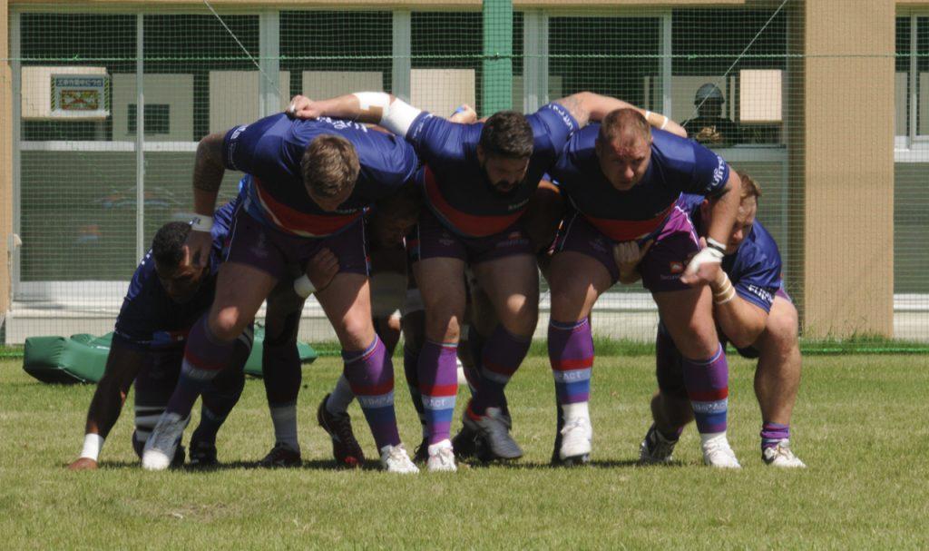 UKAF Rugby – IDRC Japan
