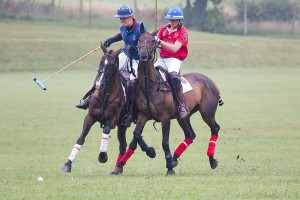 Houshold Cavalry Troopers team vs RMAS